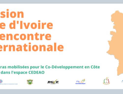 Rencontre Internationale Sud CEDEAO sur le Co-Développement à Abidjan