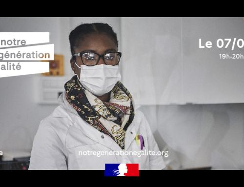 Campagne #Notregénérationégalité : rendez-vous numérique le 7 juillet