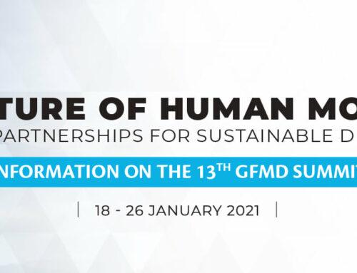 GFMD 2021 : L'avenir de la mobilité humaine, des partenariats innovants pour le développement durable