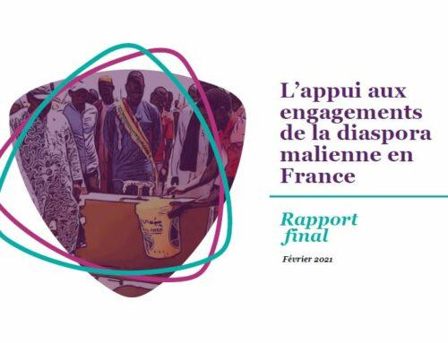 Etude : les formes d'engagement de la diaspora malienne